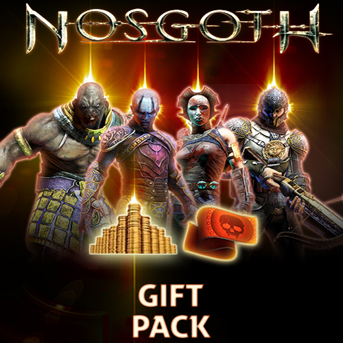 Buy NOSGOTH Gift Pack CD Key Compare Prices