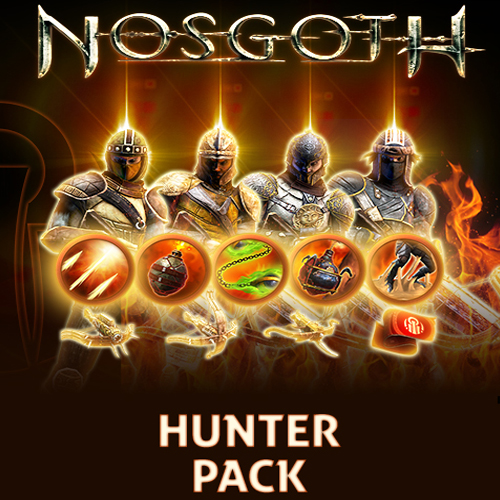 Buy NOSGOTH Hunter Pack CD Key Compare Prices