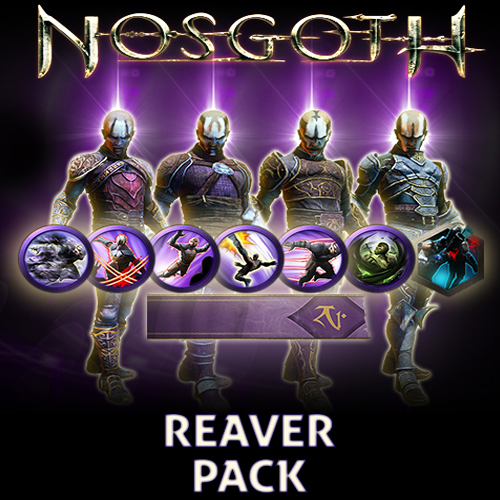 Buy NOSGOTH Reaver Pack CD Key Compare Prices