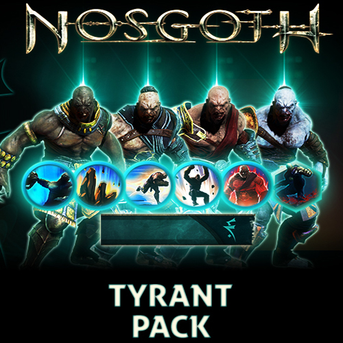 Buy NOSGOTH Tyrant Pack CD Key Compare Prices