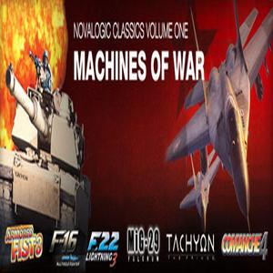 Novalogic Classics Volume One Machines Of War