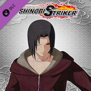 NTBSS Master Character Training Pack Itachi Uchiha Reanimation
