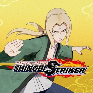 NTBSS Master Character Training Pack Tsunade