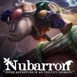Nubarron The adventure of an unlucky gnome