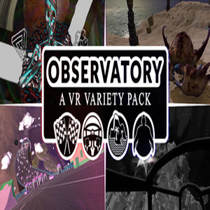 Observatory A VR Variety Pack