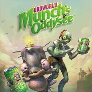 Buy Oddworld Munchs Oddysee CD Key Compare Prices