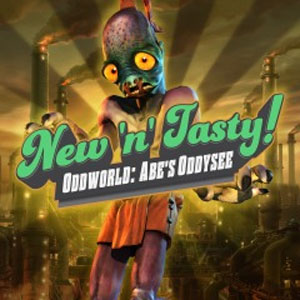 Buy Oddworld New 'n' Tasty PS4 Compare Prices