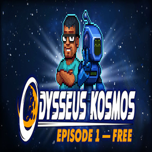 Odysseus Kosmos and his Robot Quest Episode 1