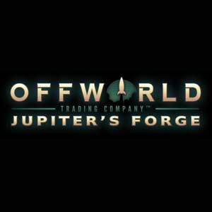 Offworld Trading Company Jupiter's Forge Expansion Pack