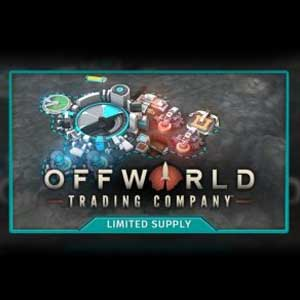 Buy Offworld Trading Company Limited Supply DLC CD Key Compare Prices