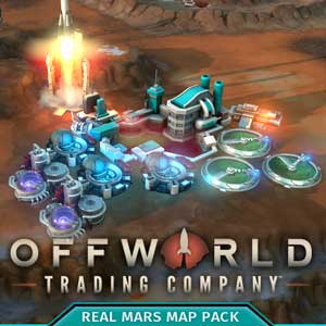 Buy Offworld Trading Company Real Mars Map Pack CD Key Compare Prices