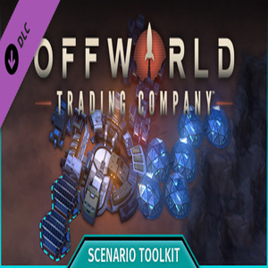 Buy Offworld Trading Company Scenario Toolkit DLC CD Key Compare Prices