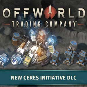 Buy Offworld Trading Company The Ceres Initiative CD Key Compare Prices