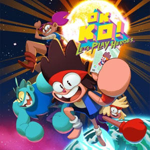 OK K.O.! Let's Play Heroes