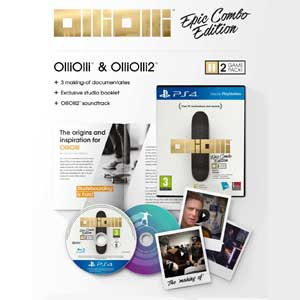 Buy OlliOlli Epic Edition Combo PS4 Game Code Compare Prices