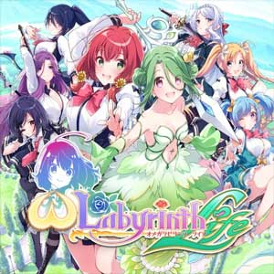 Omega Labyrinth Life Additional Dungeon Flower Fantasia