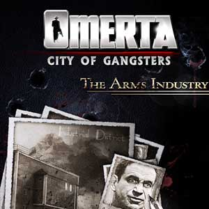 Buy Omerta City of Gangsters The Arms Industry CD Key Compare Prices