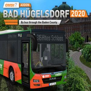 OMSI 2 Add-on Bad Hugelsdorf 2020