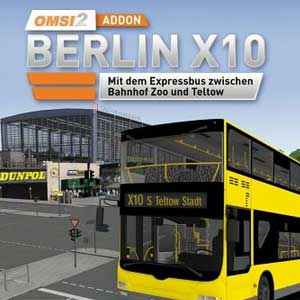 Buy OMSI 2 Add-On Berlin X10 CD Key Compare Prices