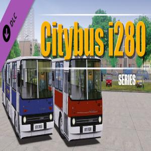 OMSI 2 Add On Citybus i280 Series