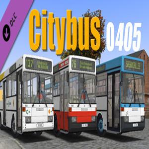 OMSI 2 Add On Citybus O405 O405G