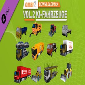 OMSI 2 Add on Downloadpack Vol 2 KI Fahrzeuge