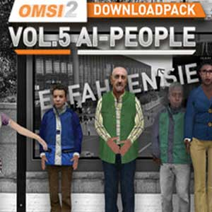 OMSI 2 Add-on Downloadpack Vol.6 AI-Peoples