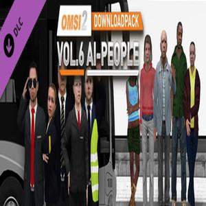 OMSI 2 Add on Downloadpack Vol 6 KI Menschen
