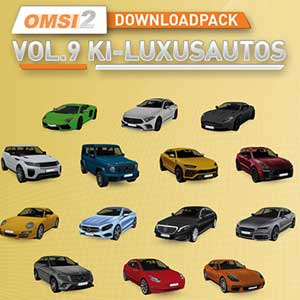 Buy OMSI 2 Add-on Downloadpack Vol. 9 KI-Luxusautos CD Key Compare Prices