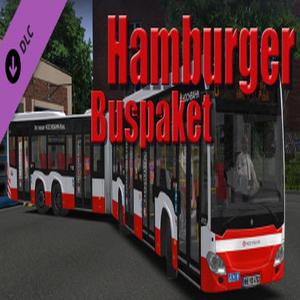 OMSI 2 Add on Hamburger Buspaket