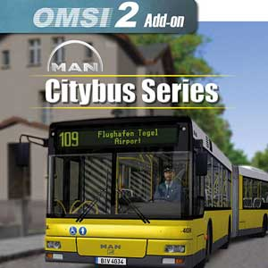 Buy OMSI 2 Add-On MAN Citybus Series CD Key Compare Prices
