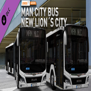 OMSI 2 Add-on MAN Stadtbus New Lions City