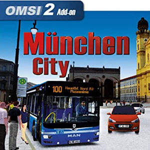 OMSI 2 Add-on Munchen City