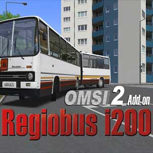 Buy OMSI 2 Add-On Regiobus i200 CD Key Compare Prices