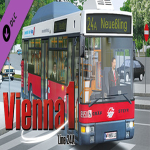 OMSI 2 Add on Vienna 1 Line 24A