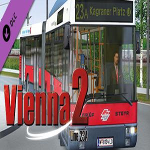 OMSI 2 Add on Vienna 2 Line 23A
