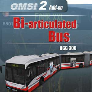 OMSI 2 Bi-articulated Bus AGG 300 Add-On