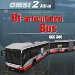 Buy OMSI 2 Bi-articulated bus AGG 300 CD Key Compare Prices