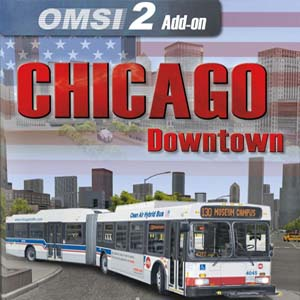 Buy Omsi 2 Chicago Downtown Add-On CD Key Compare Prices