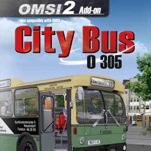 Buy OMSI 2 Citybus O305G CD Key Compare Prices