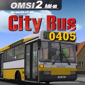 Buy OMSI 2 Citybus O405 CD Key Compare Prices