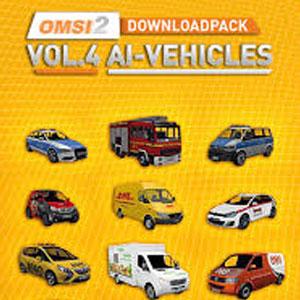 OMSI 2 Downloadpack Vol. 4 AI-Vehicles
