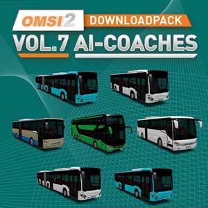 OMSI 2 Downloadpack Vol. 7 AI Coaches
