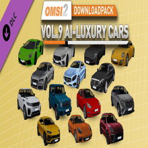 OMSI 2 Downloadpack Vol. 9 - AI Luxury Cars