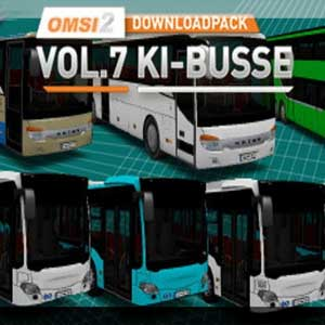 OMSI 2 Downloadpack Vol. 7 KI-Busse