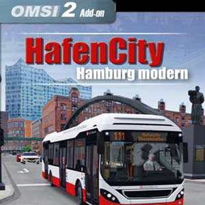 Buy OMSI 2 HafenCity Hamburg modern Add-On CD Key Compare Prices