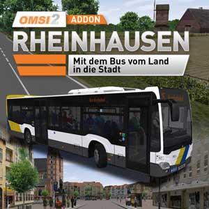 OMSI 2 Rheinhausen Add-On