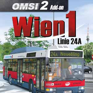 Buy Omsi 2 Wien 1 Linie 24A Add-On CD Key Compare Prices