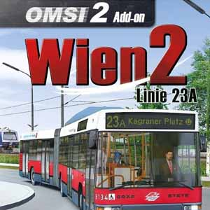 Buy OMSI 2 Wien 2 Linie 23A Add-On CD Key Compare Prices