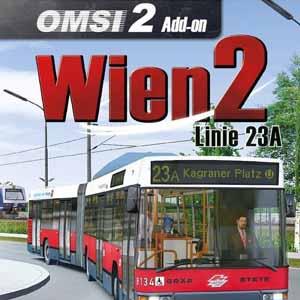 OMSI 2 Wien 2 Linie 23A Add-On